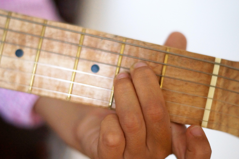 A2 Chord Kids Guitar Lesson Jamguitar