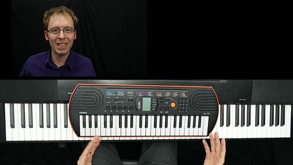 Casio-SA-76-vs-Casio-PX-150-easy-kids-piano-lesson
