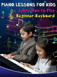 beginner keyboard lessons for kids