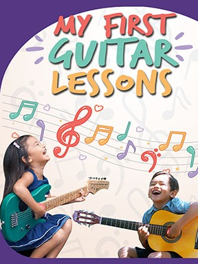 guitar in home music lessons